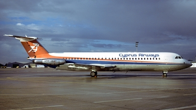 5B-DAG - British Aircraft Corporation BAC 1-11 Series 537GF - Cyprus Airways