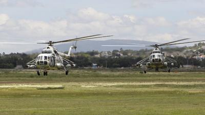 1710 - Mil Mi-17 Hip - Mexico - Air Force