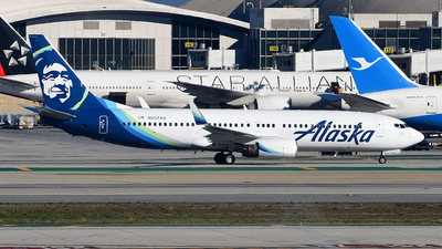 N557AS - Boeing 737-890 - Alaska Airlines