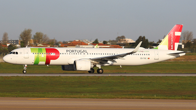 CS-TXC - Airbus A321-251NX - TAP Air Portugal