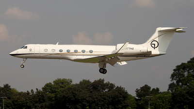 A picture of N977HS - Gulfstream G550 - [5385] - © Francesco Andrae