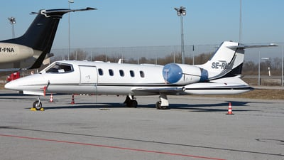 A picture of SERMX - Learjet 35A -  - © PAUL LINK