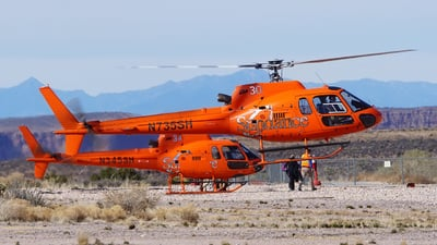 N735SH - Eurocopter AS 350B2 Ecureuil - Sundance Helicopters