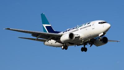 C-GWSB - Boeing 737-6CT - WestJet Airlines