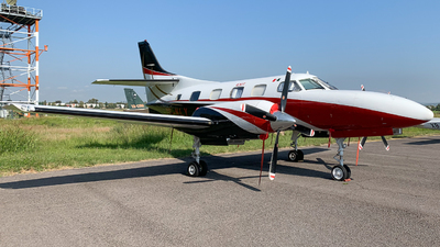 XB-NLY - Swearingen SA226-T Merlin IIIB - Private