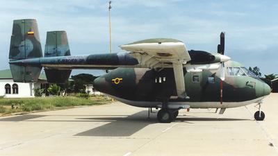 EV-8012 - IAI Arava 201 - Venezuela - Army