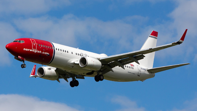 SE-RPG - Boeing 737-8JP - Norwegian