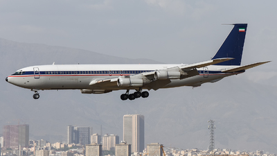 5-8301 - Boeing 707-3J9C - Iran - Air Force
