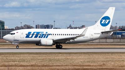 A picture of VQBJM - Boeing 737524 - UTair - © Marianna Rychkovskaia