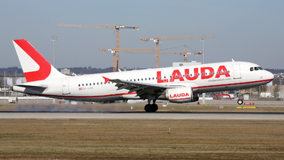 A picture of OELOS - Airbus A320214 - Laudamotion - © Stefan Mayer