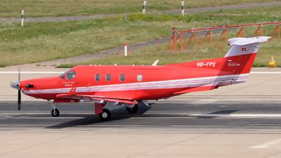 A picture of HBFPS - Pilatus PC12/45 - [608] - © Gabriele Fontana - Tuscan Aviation