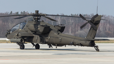 14-01014 - Boeing AH-64E Apache Guardian - United States - US Army