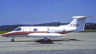 F-GDAE - Gates Learjet 24 - Private