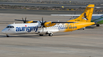 A picture of GCOBO - ATR 72500 - [0852] - © Adolfo Bento de Urquía