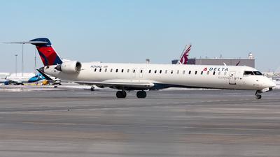 N314PQ - Bombardier CRJ-900LR - Delta Connection (Endeavor Air)