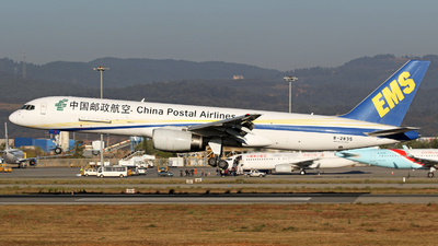 A picture of B2835 - Boeing 757236(PCF) - China Postal Airlines - © lihutao