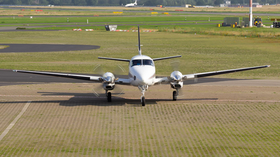 D-IDCV - Beechcraft C90B King Air - Dix Aviation