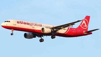 TC-ATB - Airbus A321-211 - AtlasGlobal
