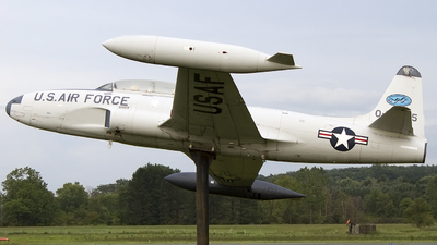 53-5545 - Lockheed T-33A Shooting Star - United States - US Air Force (USAF)