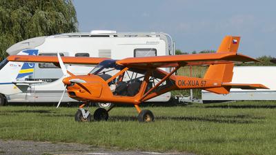 OK-XUA57 - Aeroprakt A22L Foxbat - Private