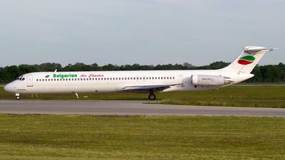 LZ-LDY - McDonnell Douglas MD-82 - Bulgarian Air Charter (BAC)