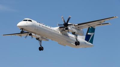 C-GENU - Bombardier Dash 8-Q402 - WestJet Encore