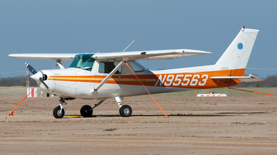 N95563 - Cessna 152 II - Texas State Technical College