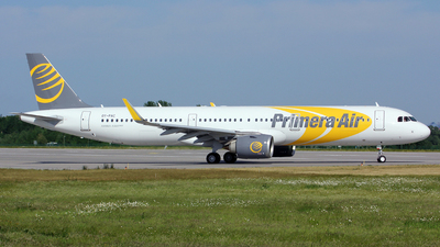 OY-PAC - Airbus A321-251N - Primera Air Scandinavia