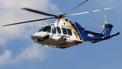 N5NJ - Agusta Westland AW139 - United States - New Jersey State Police