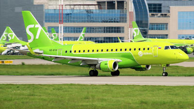A picture of VQBYA - Embraer E170STD - S7 Airlines - © Mikhail Tkachuk
