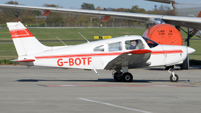 G-BOTF - Piper PA-28-151 Cherokee Warrior - Southend Flying Club