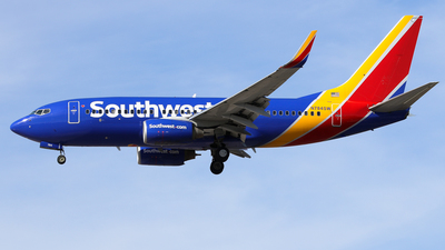 N784SW - Boeing 737-7H4 - Southwest Airlines