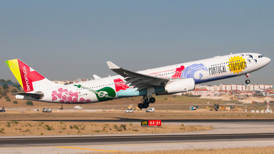 CS-TOW - Airbus A330-343 - TAP Air Portugal