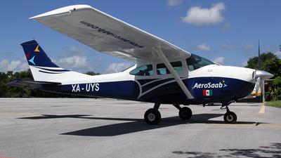 XA-UYS - Cessna 182P Skylane - AeroSaab