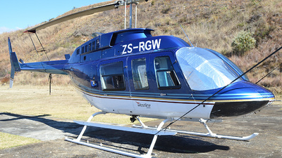 ZS-RGW - Bell 206L-1 LongRanger - Westline Aviation