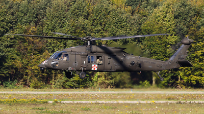 12-20498 - Sikorsky HH-60M Blackhawk - United States - US Army
