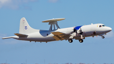N146CS - Lockheed P-3B Orion AEW - United States - US Customs Service
