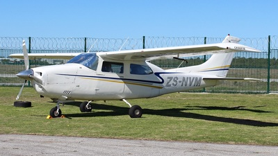 ZS-NVM - Cessna 210 Centurion - Private