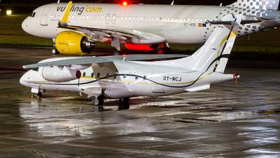 A picture of OYNCJ - Dornier 328310 JET - SunAir - © Sergio Vázquez