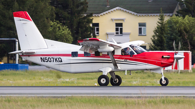 N507KQ - Quest Aircraft Kodiak 100 - Private
