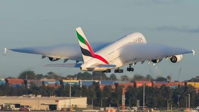 A6-EDE - Airbus A380-861 - Emirates