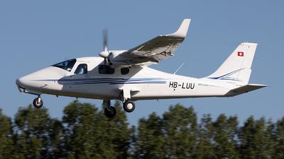 HB-LUU - Tecnam P2006T - Private