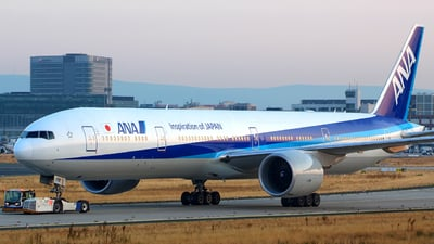 JA791A - Boeing 777-381ER - All Nippon Airways (ANA)