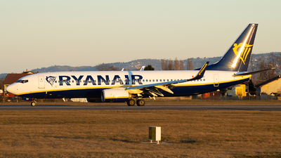 9H-QBF - Boeing 737-8AS - Ryanair (Malta Air)