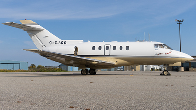 C-GJKK - Raytheon Hawker 800XP - Private