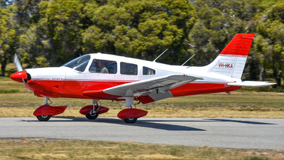 VH-HKA - Piper PA-28-181 Cherokee Archer II - Private