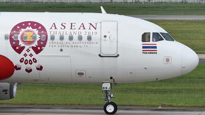 HS-BBJ - Airbus A320-216 - Thai AirAsia