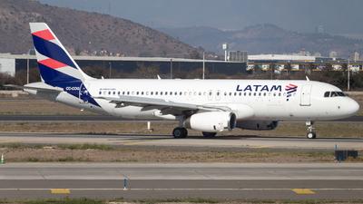 CC-COG - Airbus A320-233 - LATAM Airlines