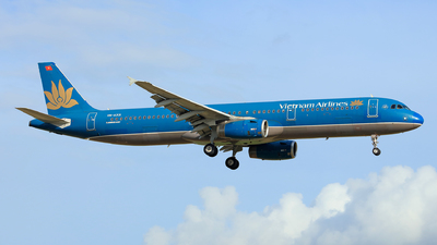 VN-A331 - Airbus A321-231 - Vietnam Airlines