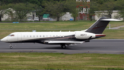 N90FX - Bombardier BD-700-1A10 Global 6000 - FlexJet